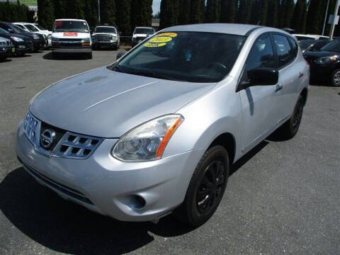 2013 Nissan Rogue for sale at GMA Of Everett in Everett WA