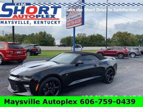 2017 Chevrolet Camaro for sale at Tim Short Chrysler in Morehead KY