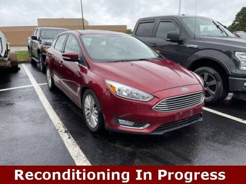 2017 Ford Focus for sale at Jeff Drennen GM Superstore in Zanesville OH