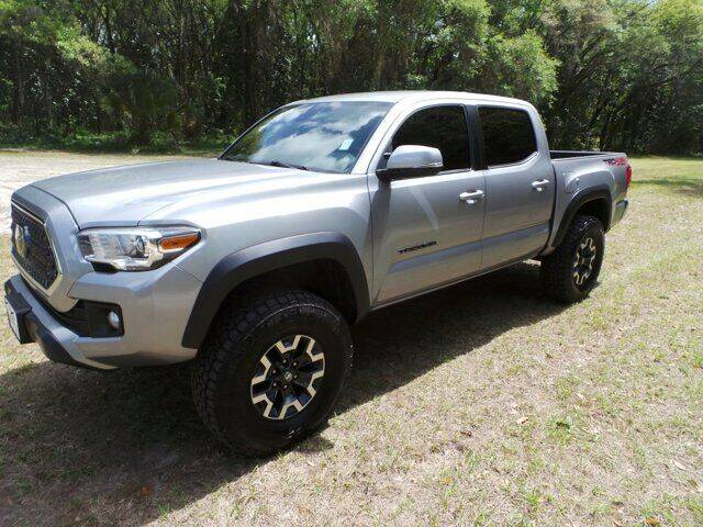2018 Toyota Tacoma for sale at TIMBERLAND FORD in Perry FL