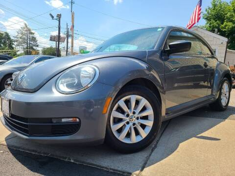 2014 Volkswagen Beetle for sale at Express Auto Mall in Totowa NJ