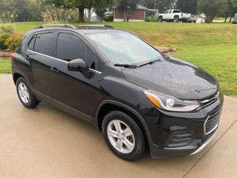2017 Chevrolet Trax for sale at HIGHWAY 12 MOTORSPORTS in Nashville TN