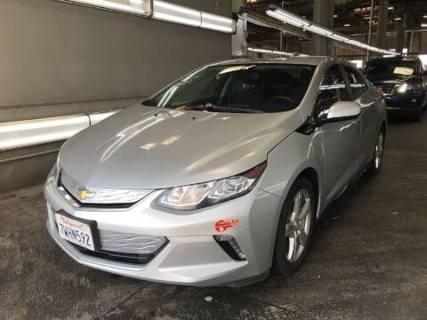 2017 Chevrolet Volt for sale at CENTURY MOTORS in Fresno CA
