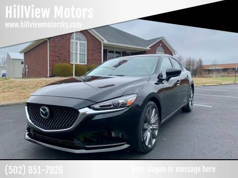2018 Mazda MAZDA6 for sale at HillView Motors in Shepherdsville KY