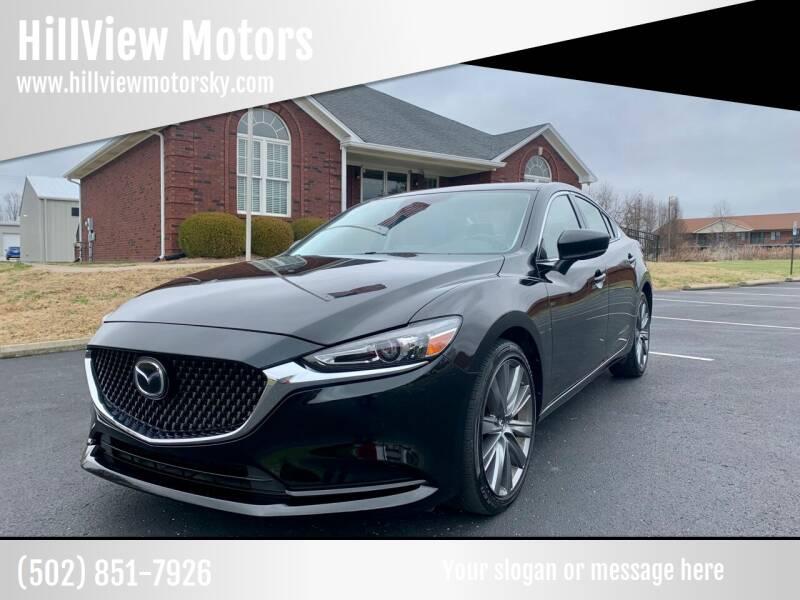 2018 Mazda MAZDA6 for sale at HillView Motors in Shepherdsville KY