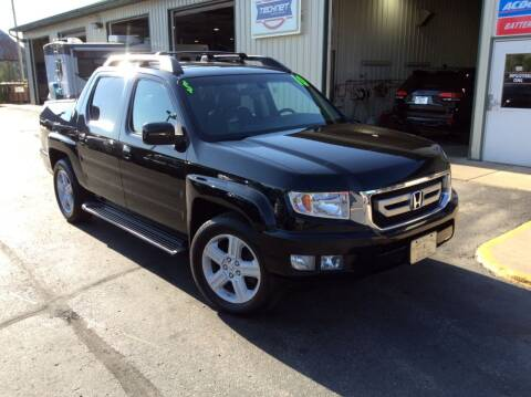 2010 Honda Ridgeline for sale at TRI-STATE AUTO OUTLET CORP in Hokah MN