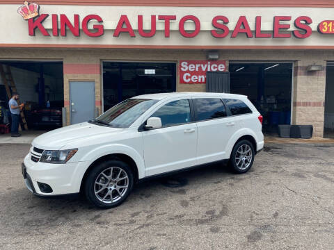 2019 Dodge Journey for sale at KING AUTO SALES  II in Detroit MI