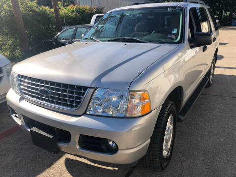 2005 Ford Explorer for sale at Auto Access in Irving TX