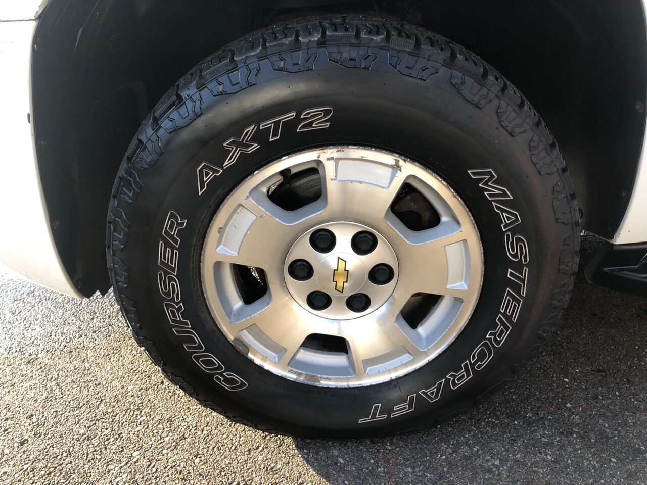 2008 Chevrolet Tahoe Sport Utility