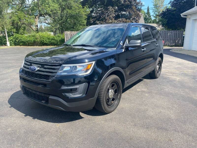 2017 Ford Explorer for sale at Rombaugh's Auto Sales in Battle Creek MI