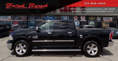 2014 RAM Ram Pickup 1500 for sale at Ford Road Motor Sales in Dearborn MI