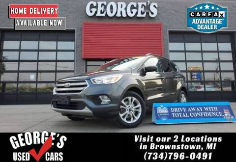2018 Ford Escape for sale at George's Used Cars - Telegraph in Brownstown MI