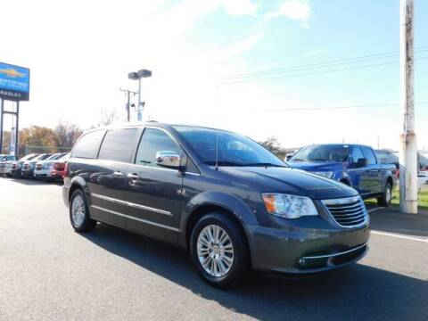 2015 Chrysler Town and Country for sale at Radley Cadillac in Fredericksburg VA