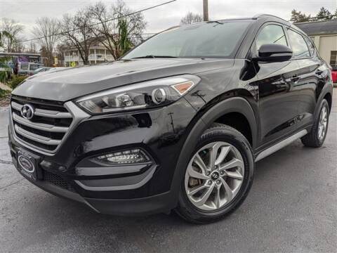 2017 Hyundai Tucson for sale at GAHANNA AUTO SALES in Gahanna OH