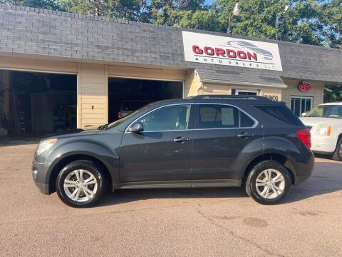 2013 Chevrolet Equinox for sale at Gordon Auto Sales LLC in Sioux City IA