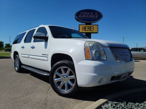 2007 GMC Yukon XL for sale at Monkey Motors in Faribault MN