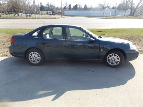 2004 Saturn L300 for sale at Relaxation Automobile Station in Moorhead MN