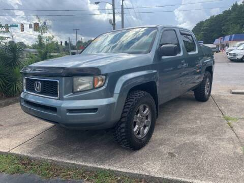 2007 Honda Ridgeline for sale at Diana Rico LLC in Dalton GA