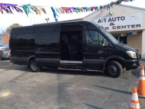 2016 Mercedes-Benz Sprinter for sale at A-1 AUTO AND TRUCK CENTER in Memphis TN