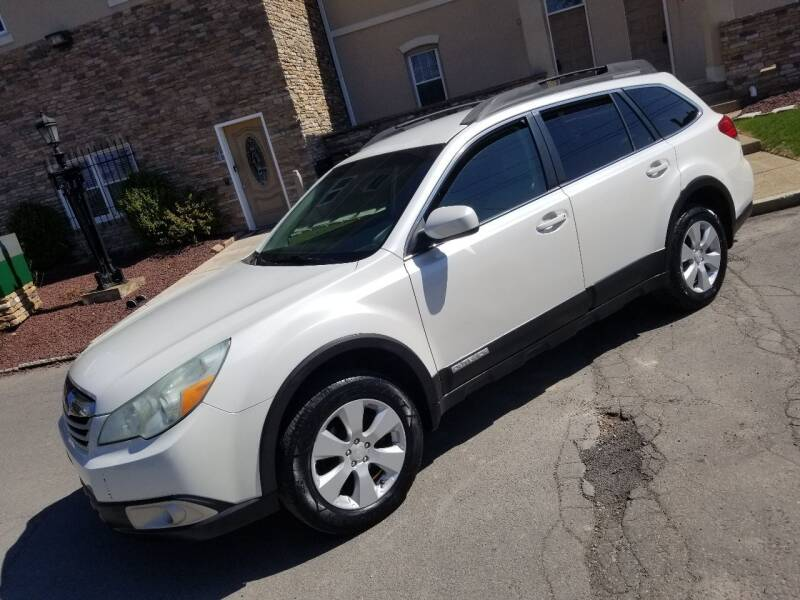 2010 Subaru Outback for sale at GMG AUTO SALES in Scranton PA
