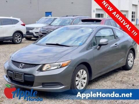 2012 Honda Civic for sale at APPLE HONDA in Riverhead NY
