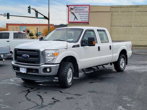 2016 Ford F-250 Super Duty for sale at Aberdeen Auto Sales in Aberdeen WA