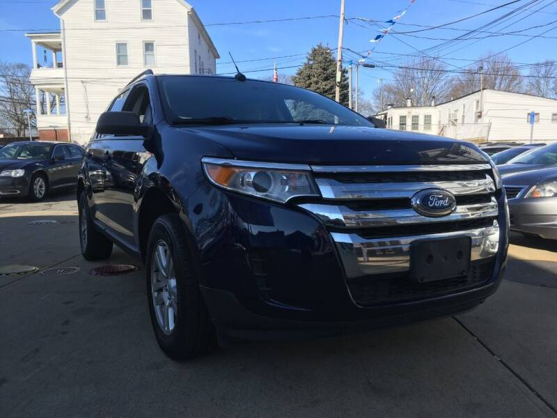 2011 Ford Edge for sale at Tony's Gas & Repair Auto Sales in Fall River MA