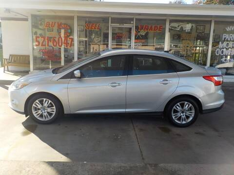 2012 Ford Focus for sale at Parker Motor Co. in Fayetteville AR