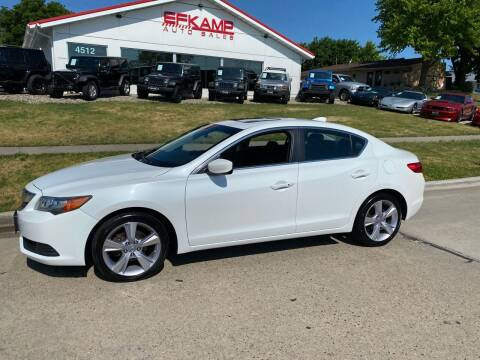2015 Acura ILX for sale at Efkamp Auto Sales LLC in Des Moines IA