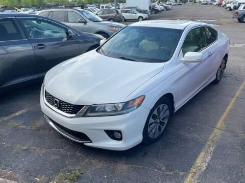 2013 Honda Accord for sale at TRANS P in East Windsor CT