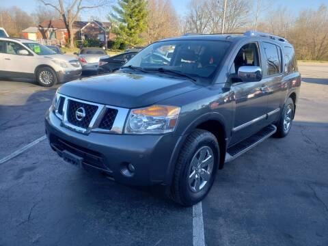 2011 Nissan Armada for sale at Auto Choice in Belton MO