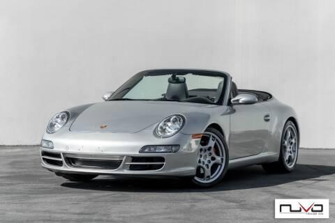 2006 Porsche 911 for sale at Nuvo Trade in Newport Beach CA