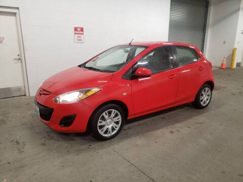 2012 Mazda MAZDA2 for sale at Painlessautos.com in Bellevue WA