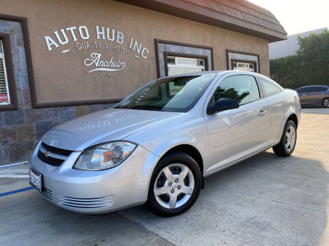 2008 Chevrolet Cobalt for sale at Auto Hub, Inc. in Anaheim CA