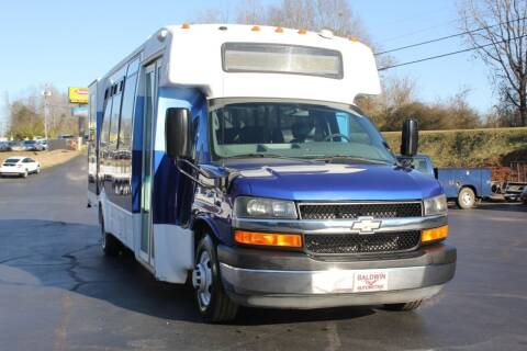 2014 Chevrolet Express Cutaway for sale at Baldwin Automotive LLC in Greenville SC