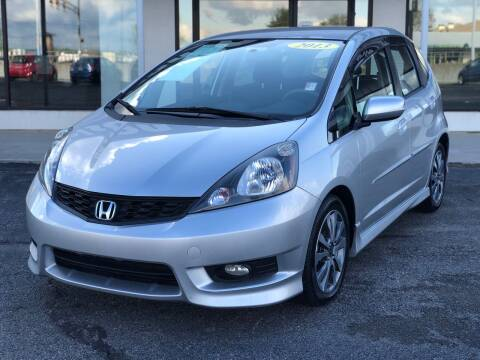 2013 Honda Fit for sale at Nelson Car Country in Bixby OK