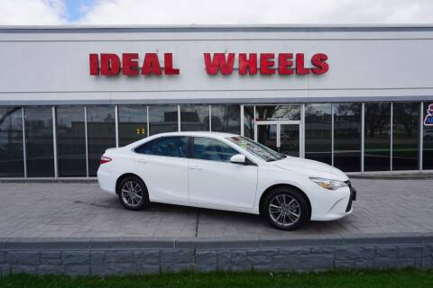 2017 Toyota Camry for sale at Ideal Wheels in Sioux City IA