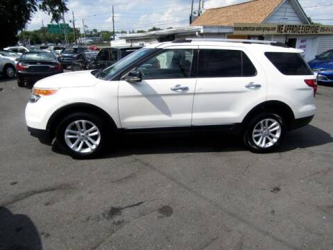 2012 Ford Explorer for sale at American Auto Group Now in Maple Shade NJ