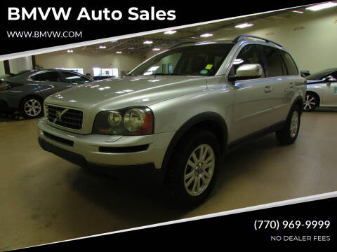 2008 Volvo XC90 for sale at BMVW Auto Sales in Union City GA