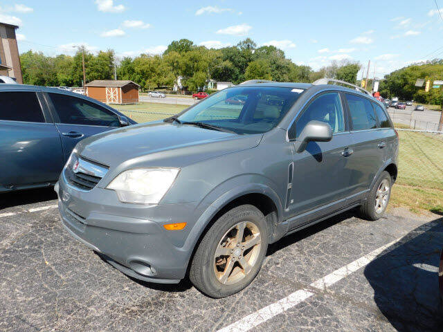 2009 Saturn Vue for sale at WOOD MOTOR COMPANY in Madison TN