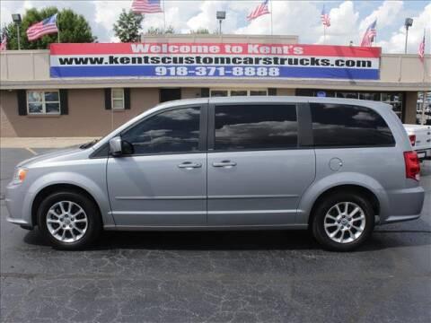 2013 Dodge Grand Caravan for sale at Kents Custom Cars and Trucks in Collinsville OK