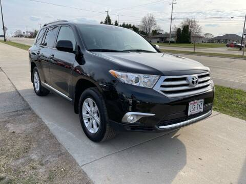 2012 Toyota Highlander for sale at Wyss Auto in Oak Creek WI