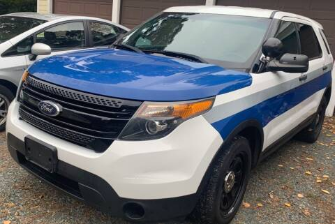 2014 Ford Explorer for sale at The Car Store in Milford MA