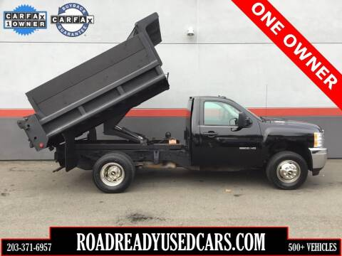 2013 Chevrolet Silverado 3500HD CC for sale at Road Ready Used Cars in Ansonia CT