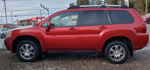 2008 Mitsubishi Endeavor for sale at Xcelerator Auto LLC in Indiana PA