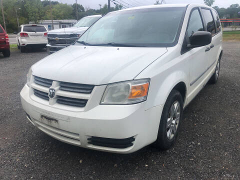 2010 Dodge Grand Caravan for sale at AUTO OUTLET in Taunton MA