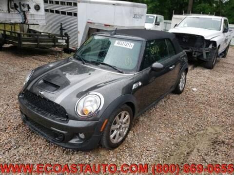 2014 MINI Convertible for sale at East Coast Auto Source Inc. in Bedford VA
