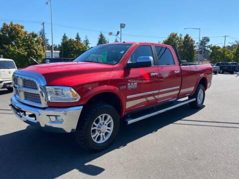 2013 RAM Ram Pickup 3500 for sale at Vista Auto Sales in Lakewood WA