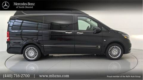 2018 Mercedes-Benz Metris for sale at Mercedes-Benz of North Olmsted in North Olmsted OH