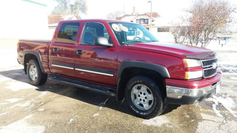 2006 Chevrolet Silverado 1500 for sale at Magana Auto Sales Inc in Aurora IL